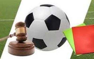 Giudice Sportivo, 1 ottobre 2020