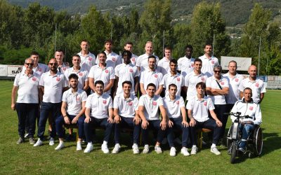 Presentazione squadra stagione 2021-2022
